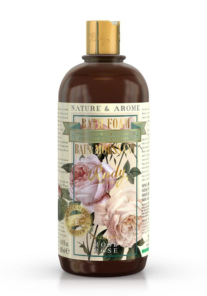 Rose - Bath Foam freeshipping - rudyperfumes