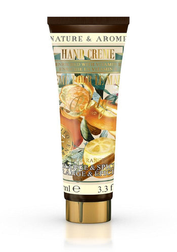Orange & Spice - Hand Cream