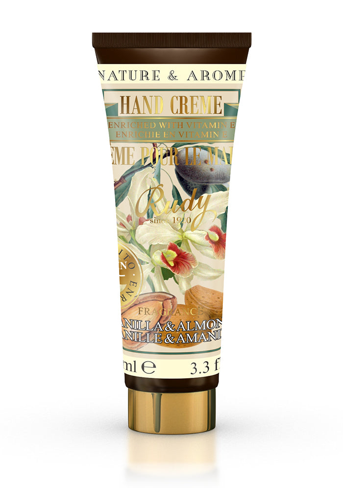 Vanilla & Almond - Hand Cream freeshipping - rudyperfumes
