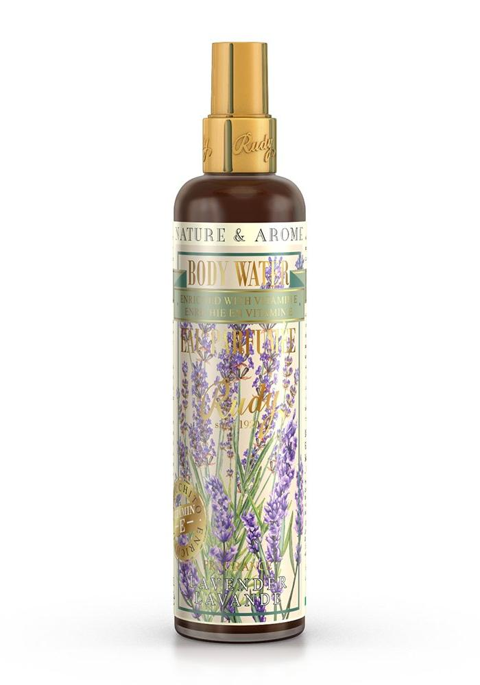 Lavender & jojoba Oil - Scented Body Water