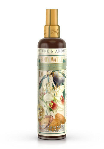 Vanilla & Almond Oil - Scented Body Water freeshipping - rudyperfumes