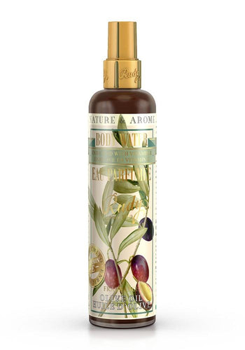 Olive Oil - Scented Body Water