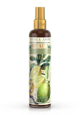 Bergamot - Scented Body Water