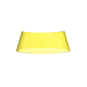 Flos Bon Jour Unplugged accessorio corona giallo