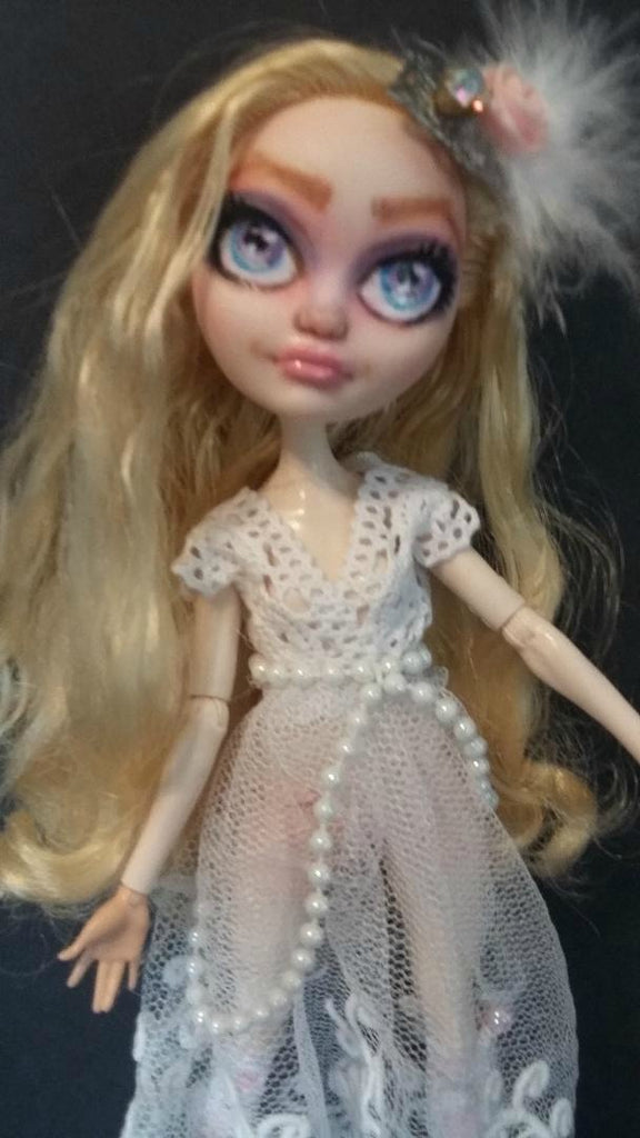 Victoria OOAK Doll Custom Ever After High Repaint