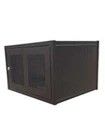 Pylon US3000B x 2 Cabinet With Support Rails