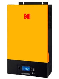 KODAK King Hybrid Inverter 5kv 48V