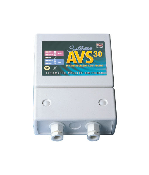 AVS30 Automatic Voltage Switcher