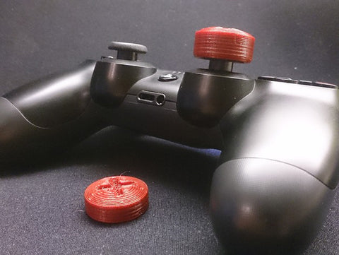 Sony PlayStation – 3D Pyro Prints