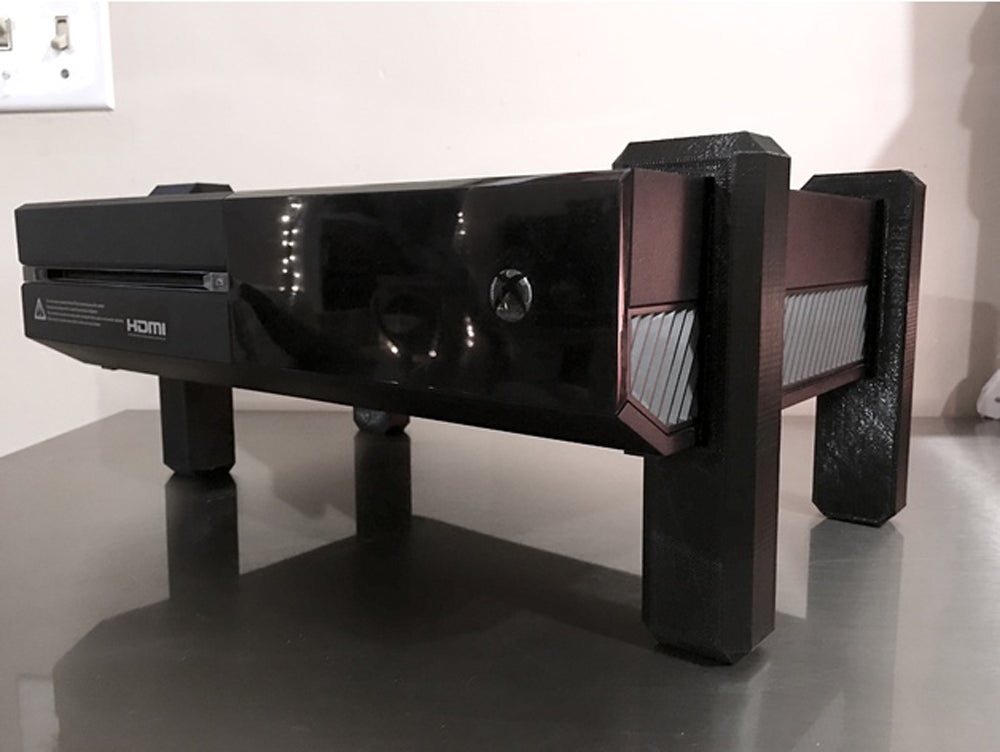 4 x Xbox One Console Risers Corner Feet (Original) - Superior System Cooling