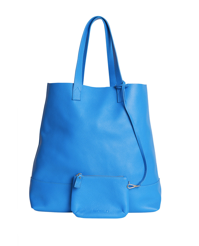 WORLD Auckland Tote Bag Blue