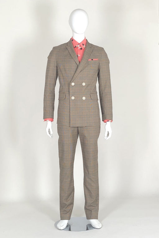WORLDman 4655 Once Upon a Blazer Check