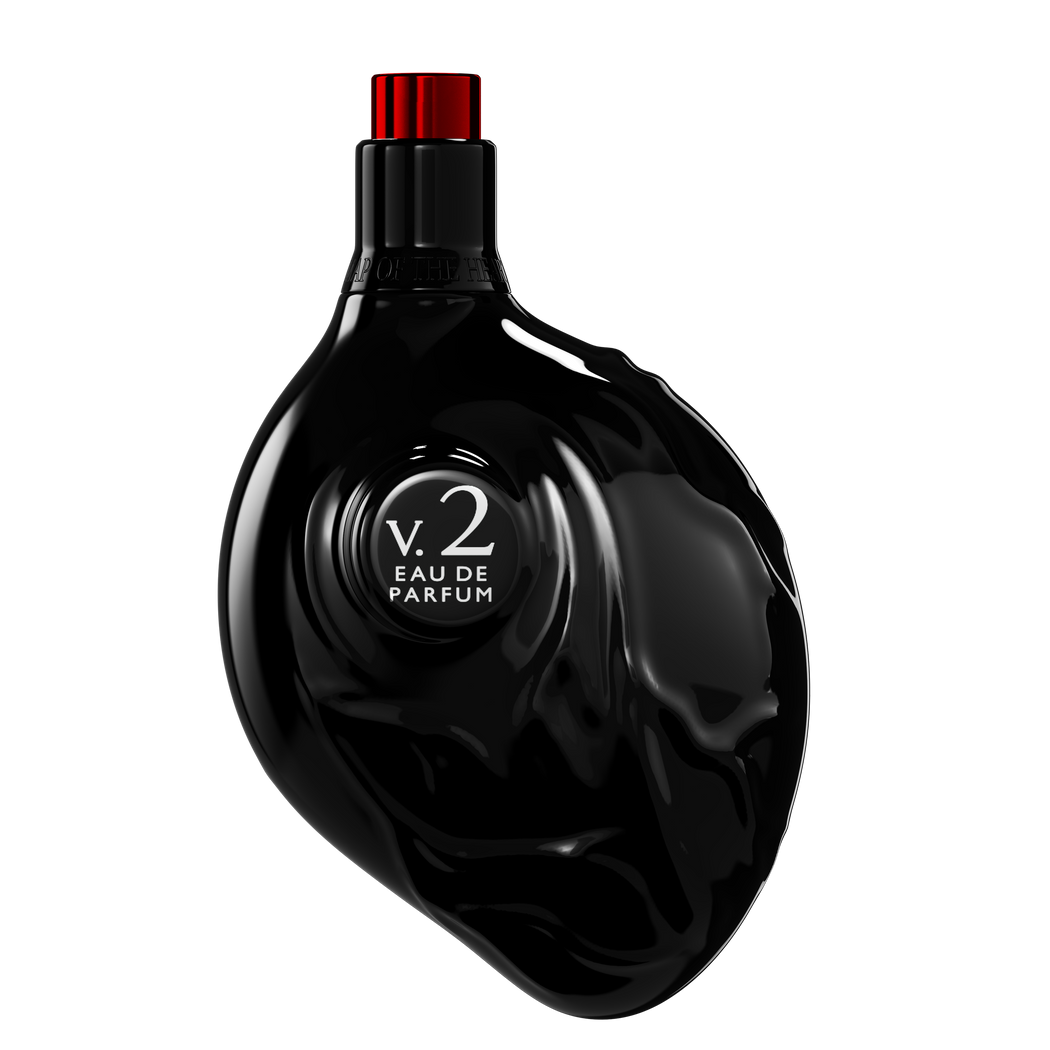 Map of the Heart Black Heart V.2 90ml