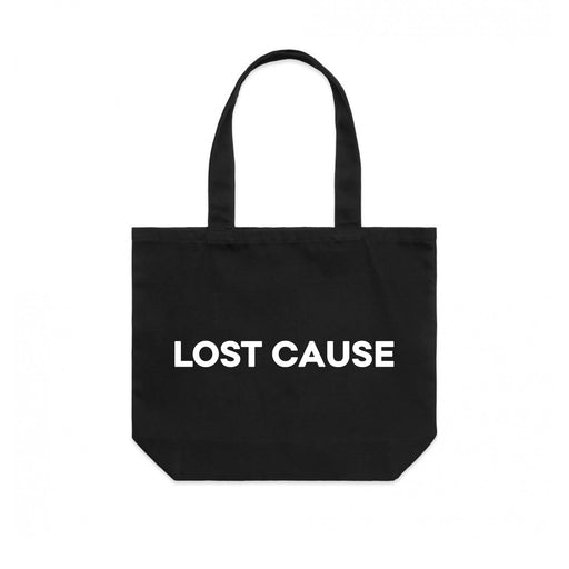 Vol.1 Lost Cause Tote Bag - Blackish