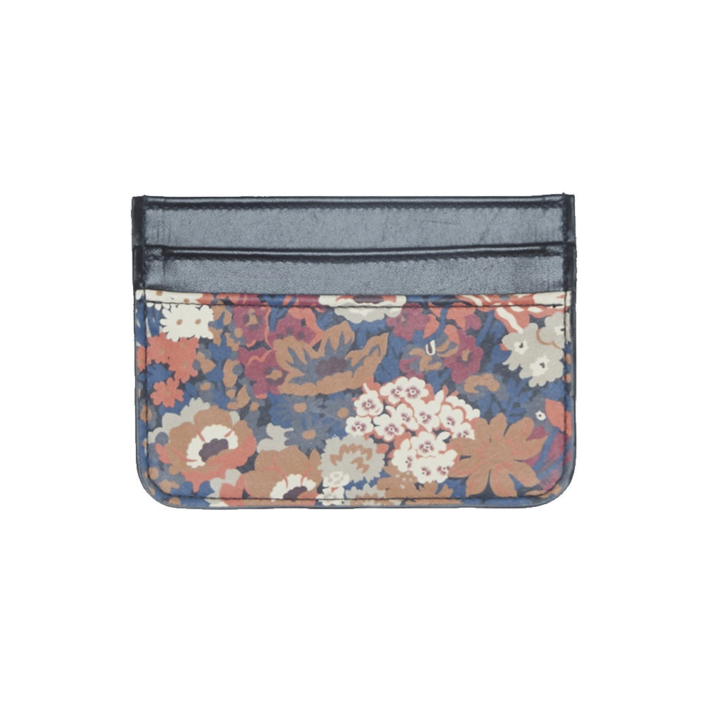 WORLD Liberty Leather Card Holder - Floral