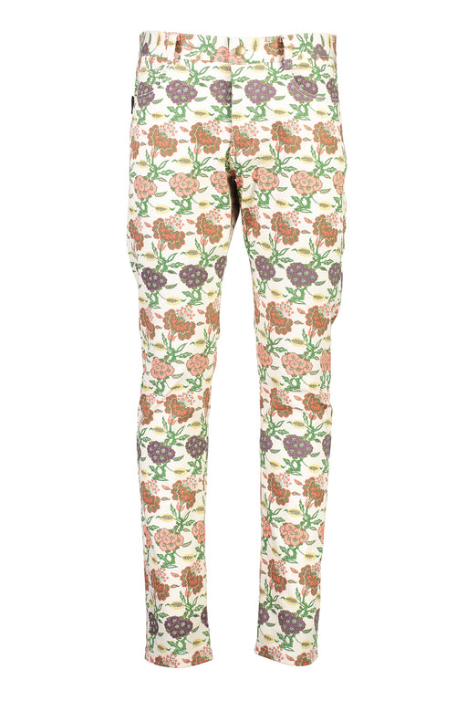 WORLDman 4407 Travolta Jean Cream Floral
