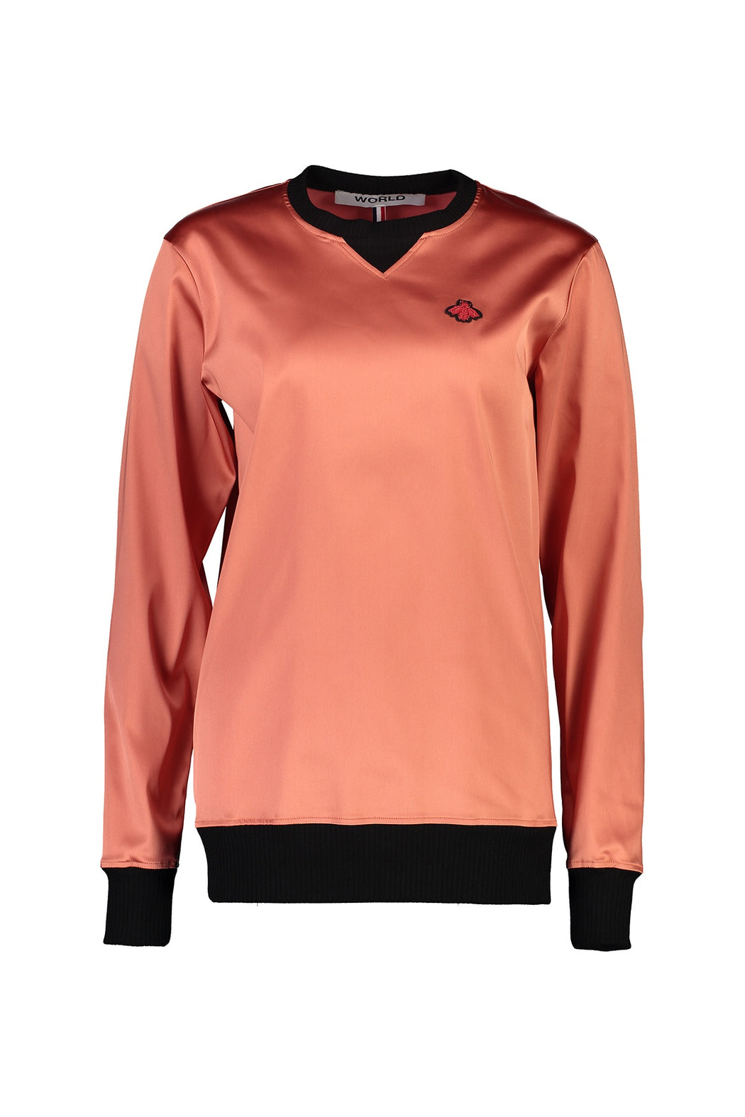 WORLD 4502 The Lover Jumper (Unisex) Blush