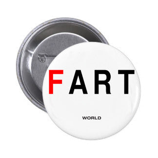 WORLD Art Month Badges Limited Edition