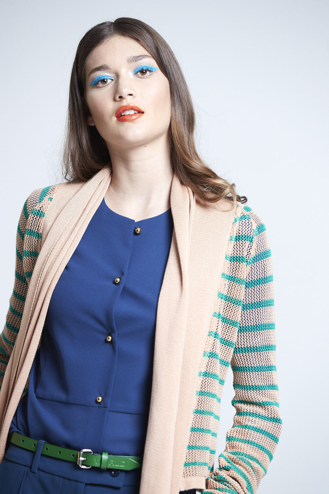WORLD 4198 Savoy Cardigan Sand