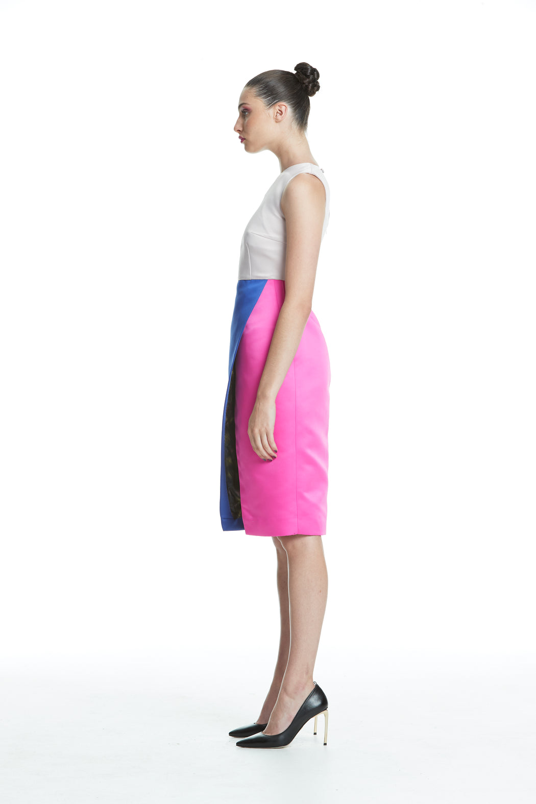 WORLD 4465 Appearance Dress Oyster Royal Pink