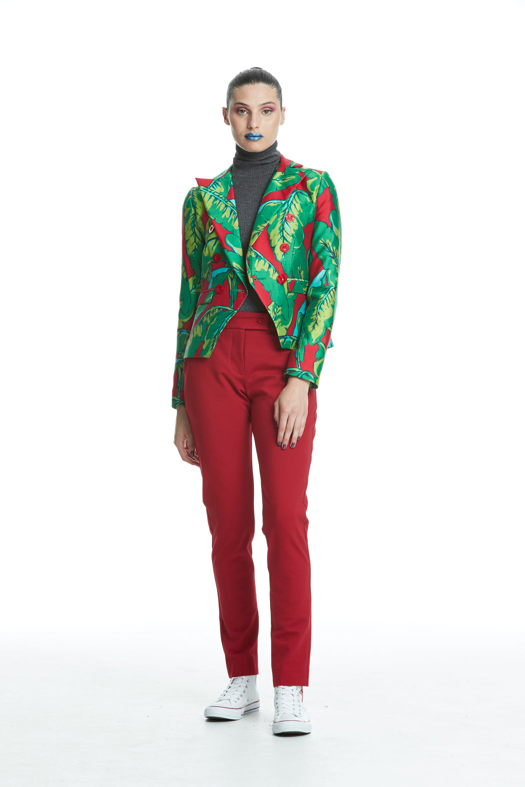 WORLD 4440 The Designer Suit Blazer Tropical