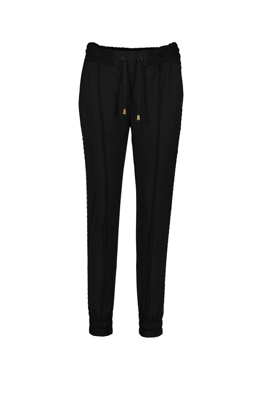 WORLD 4503 The Lover Trackpant (Unisex) Black