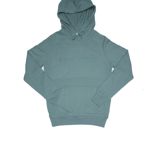 Vol.1 Different Hooded Jumper - Greenish