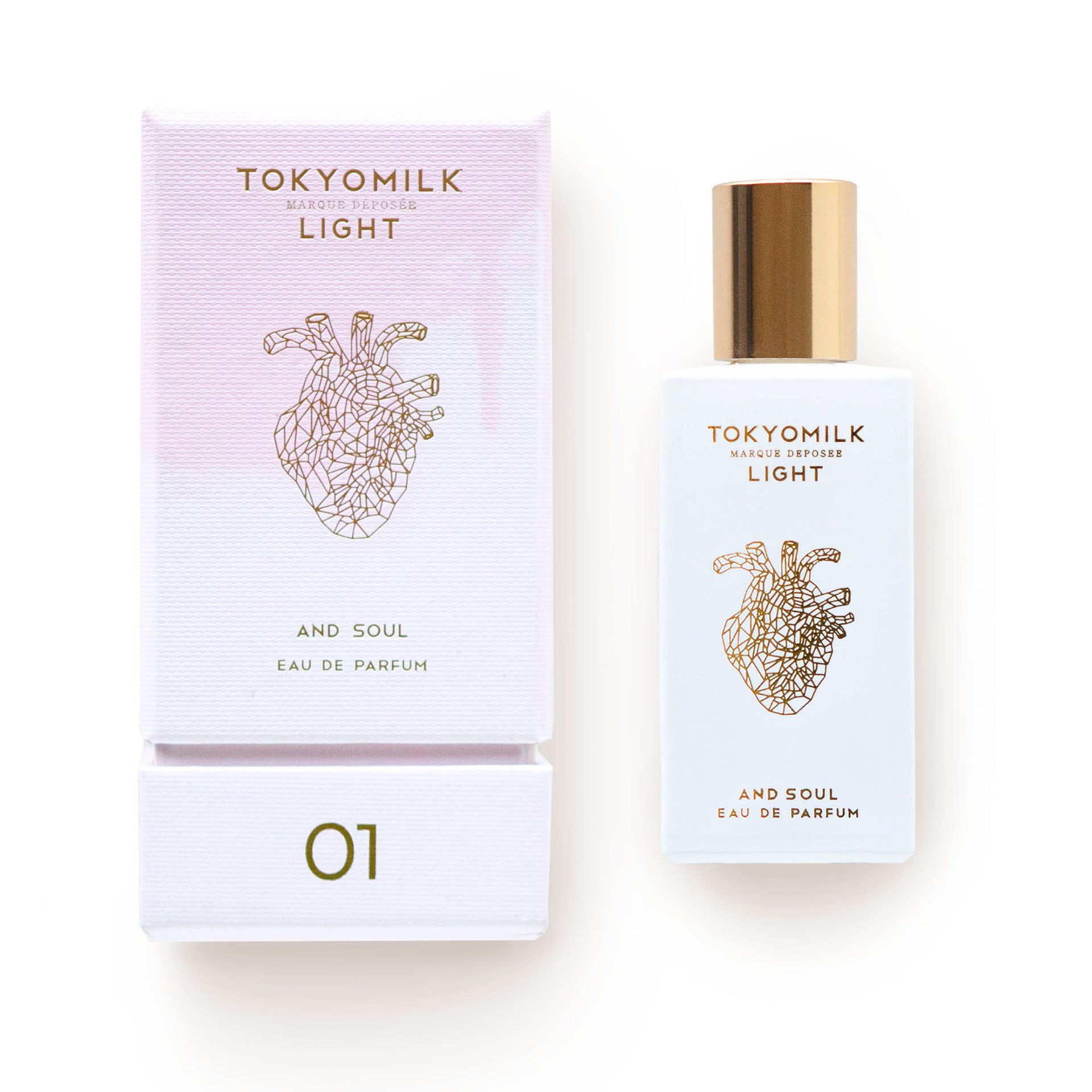 TOKYO MILK LIGHT PARFUM AND SOUL 47.3 ml