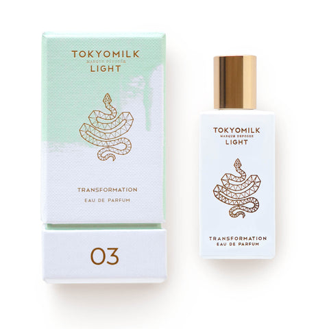 TOKYO MILK LIGHT PARFUM TRANSFORMATION 60ML