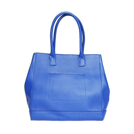 WORLD Wellington Handbag - Blue