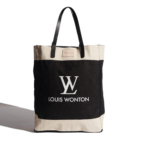The Cool Hunter Market Bag Large - Louis Wonton