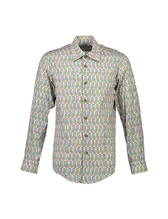 WORLDman 4200 The Thousand Shirt Paisley