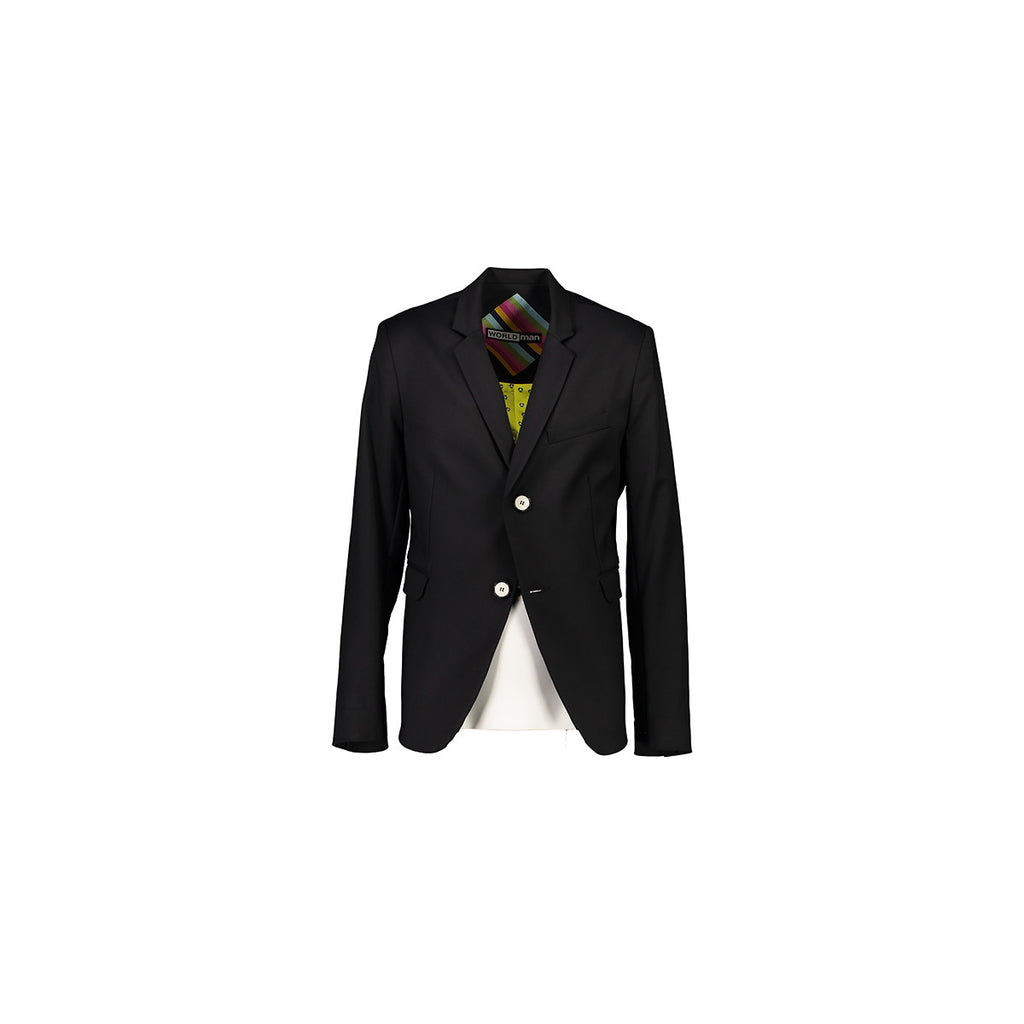WORLDMAN4139 Bill Hicks Blazer Black