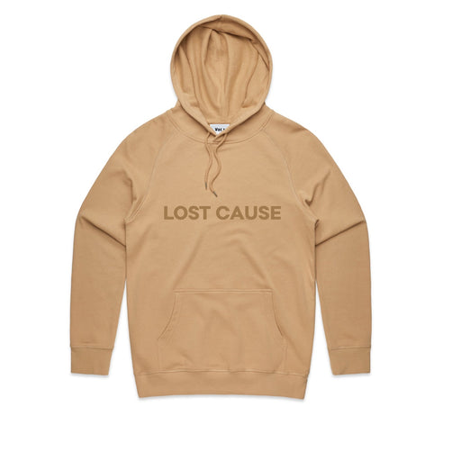 Vol.1 Lost Cause Hooded Jumper - Tanish