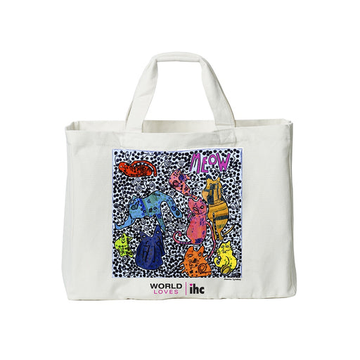 WORLD Loves IHC - Legacy Charity Tote Bag - Joanna Lynskey
