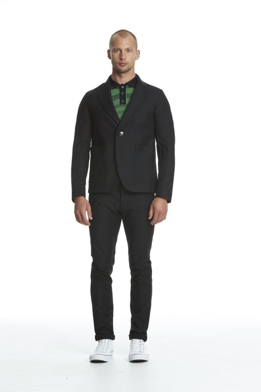 WORLDman 4475 The Jeweller Blazer Black