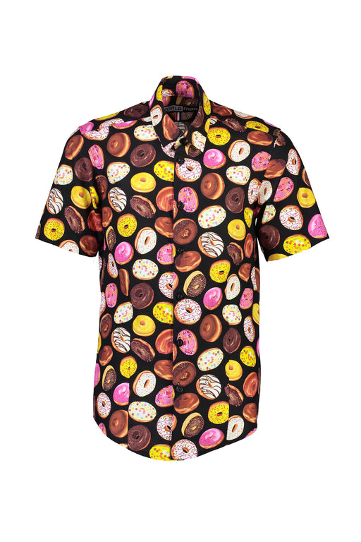 WORLDman 4404 Surely Not S/S Shirt Doughnuts