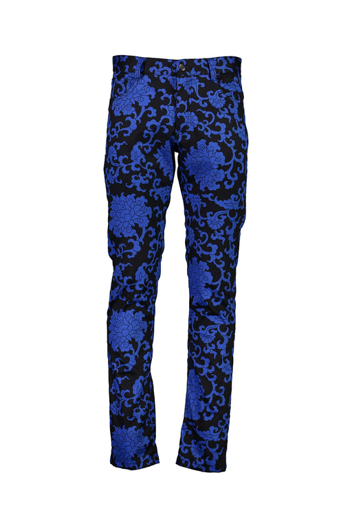 WORLDman 4564 Virtuous Jean Blue Floral