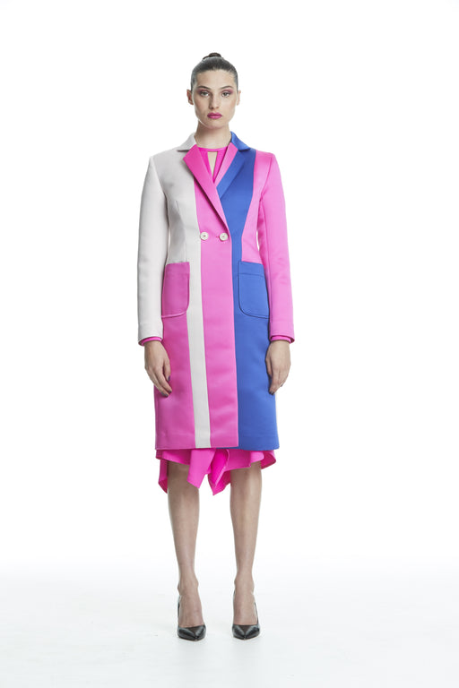 WORLD 4443 Appearance Coat Pink Oyster Royal