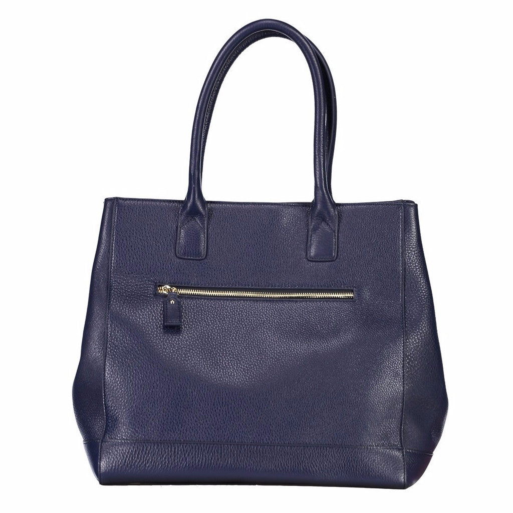 WORLD Wellington Handbag Navy