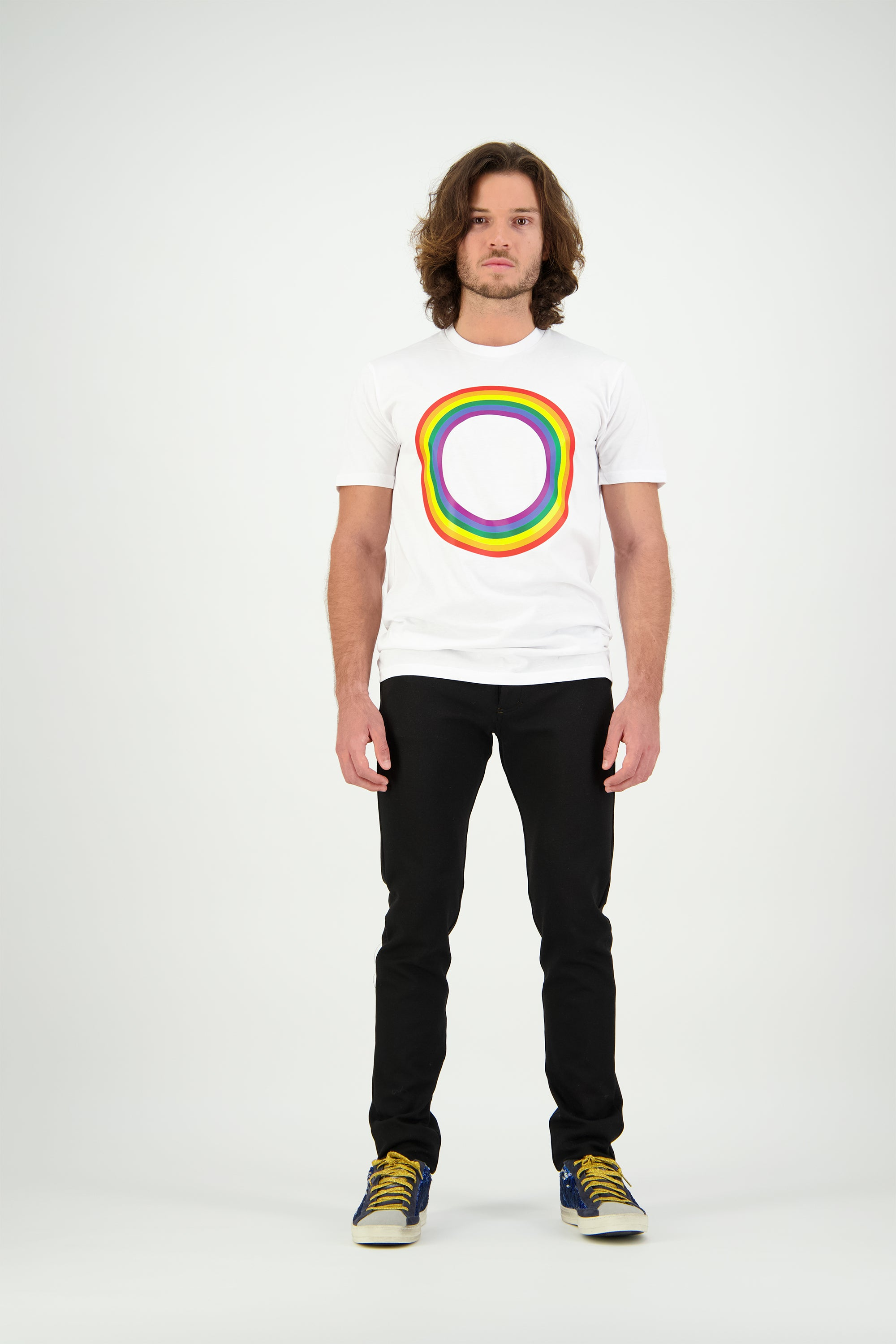 Vol.1 SAFE SPACE ALLIANCE T White - Unisex
