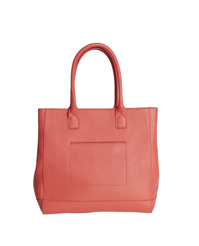 WORLD Wellington Handbag Coral