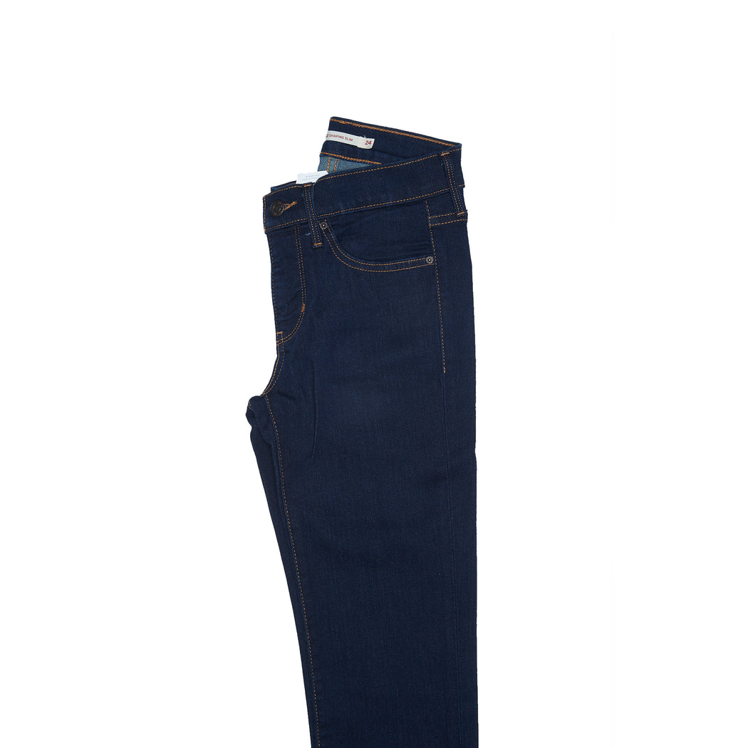 Levi's Womens 312 Shaping Slim Jean - Splash Blue