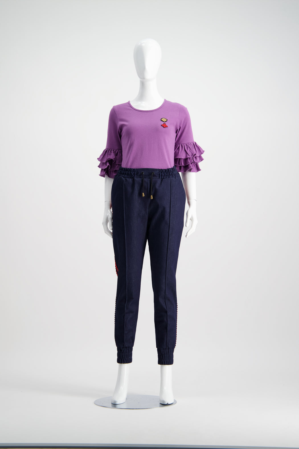 WORLD 4508 Buzz Top Lilac