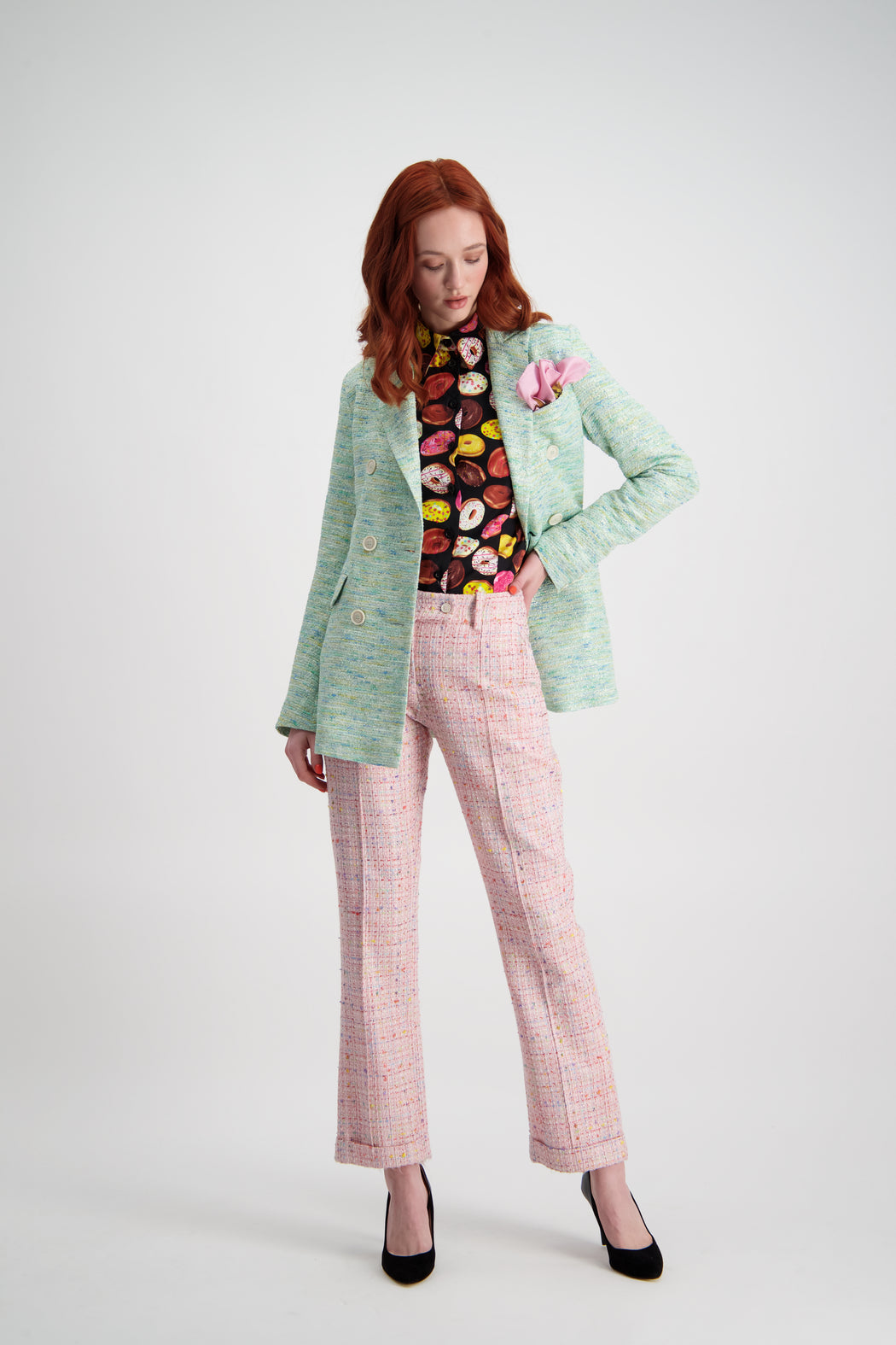 WORLD 4360 Brooklyn Blazer Mint