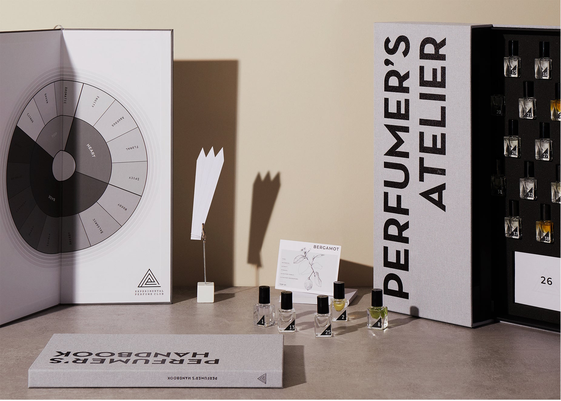 Experimental Perfume Club - The Perfumer's Atelier