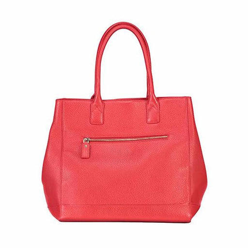 WORLD Wellington Handbag Scarlet