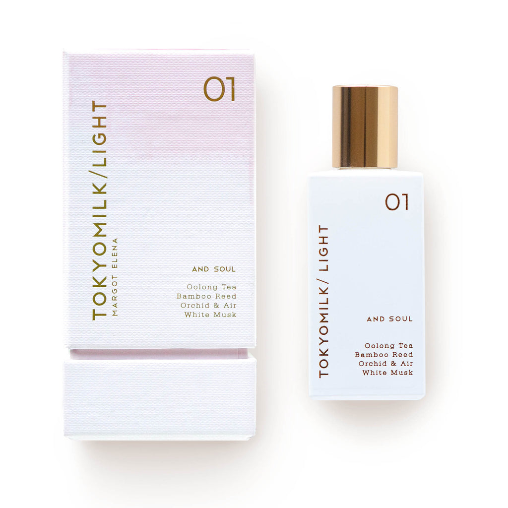 TOKYO MILK LIGHT PARFUM AND SOUL 60ml