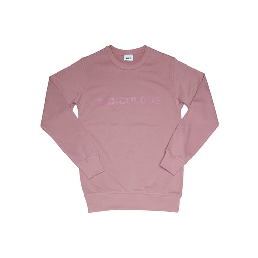 Vol.1 Ridiculous Crew Neck Jumper - Reddish