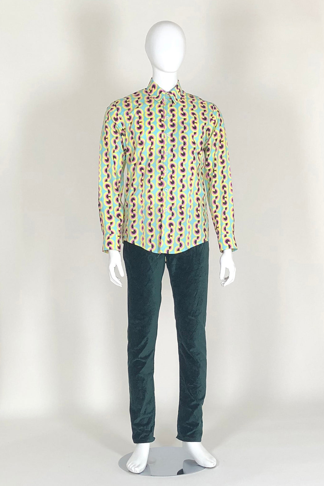 WORLDman 4658 Brad Shirt Disco